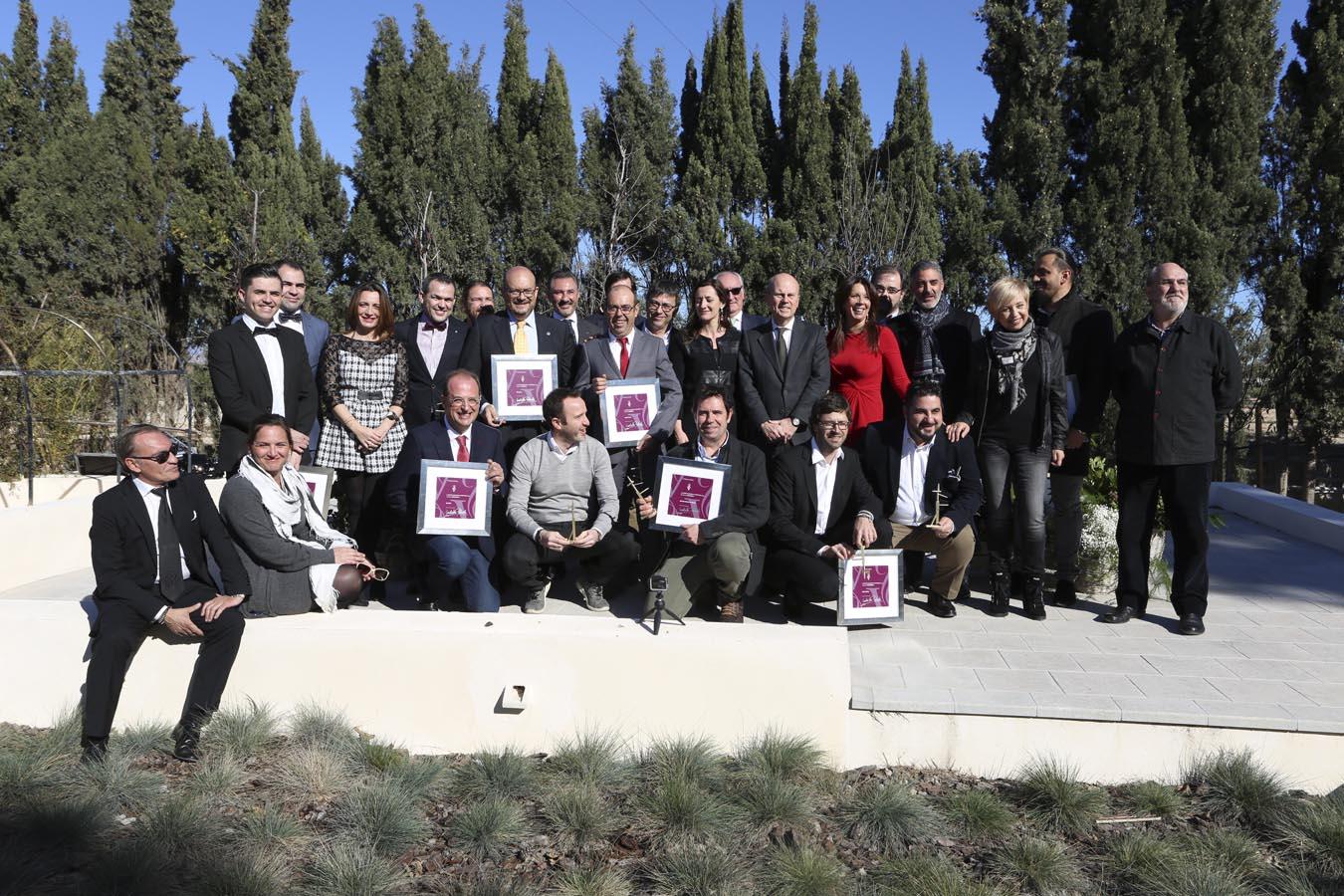 Premios academia de gastronomía de la Comunidad Valenciana