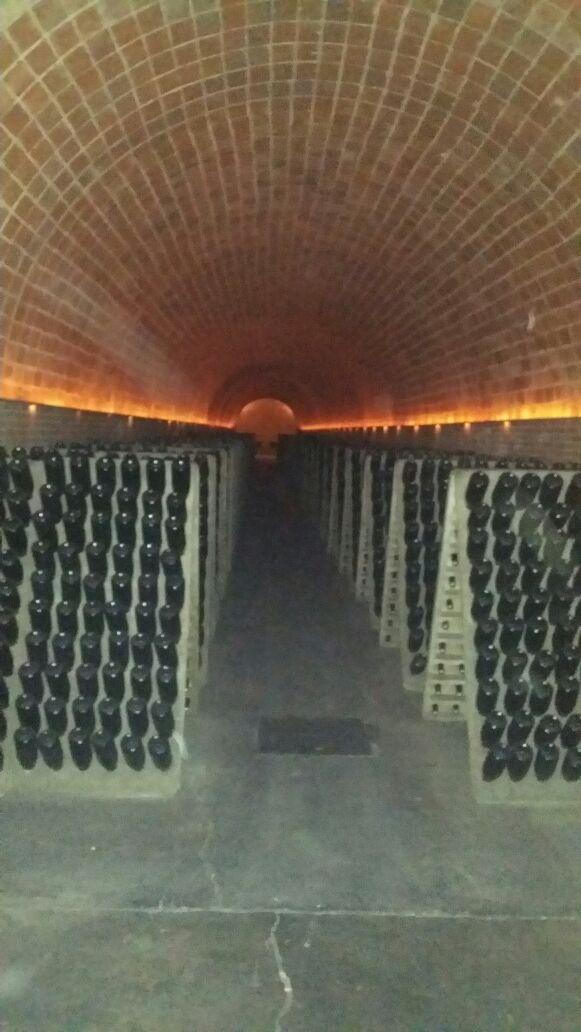 tunel de pupitres