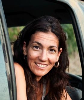 Sara Pérez en su salsa