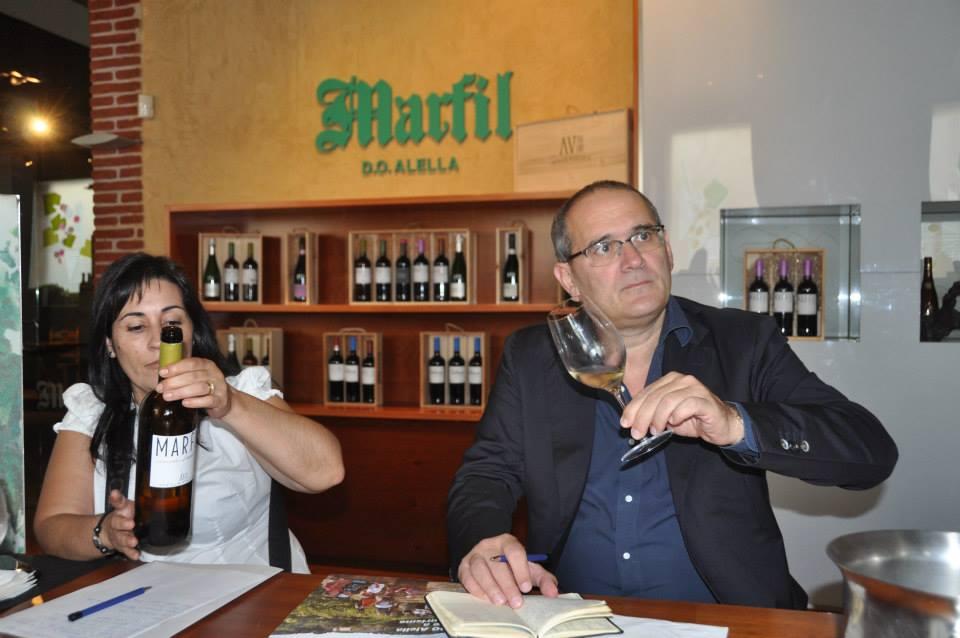 Pedro Ballesteros. Master of Wine
