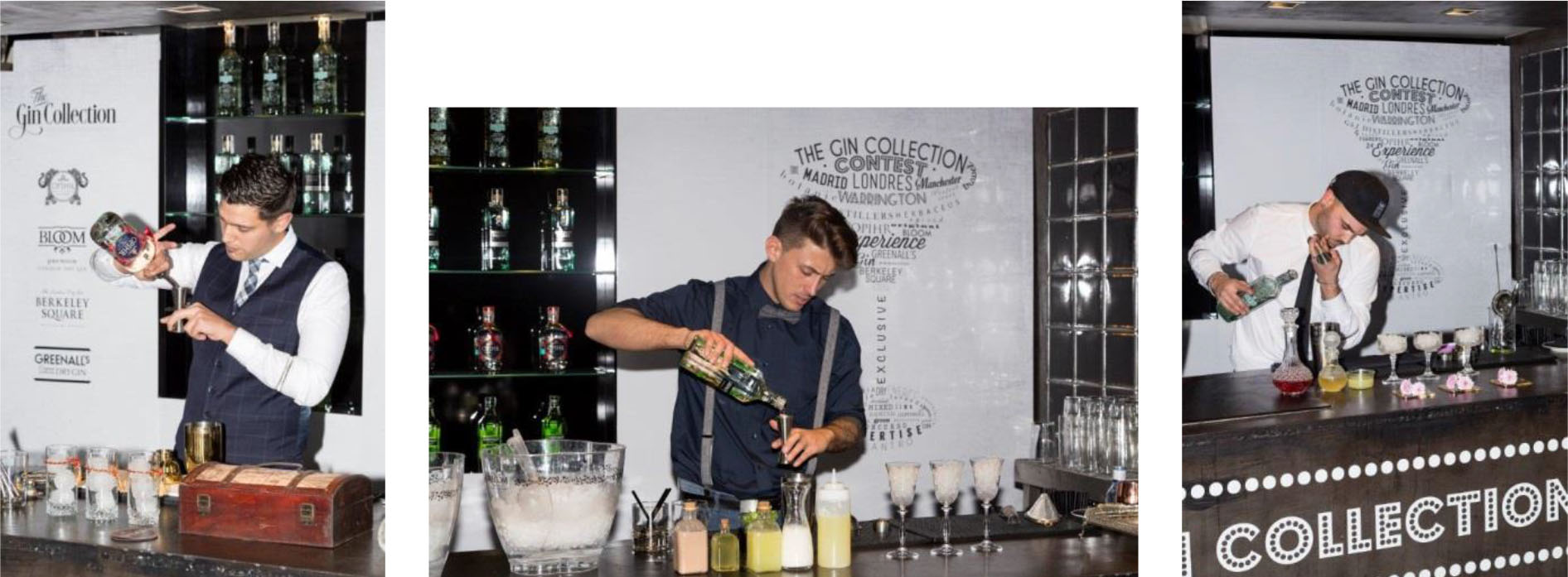 Ganadores The Gin Collection Contest