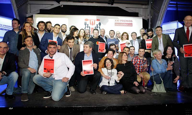 XII Premios Metrópoli