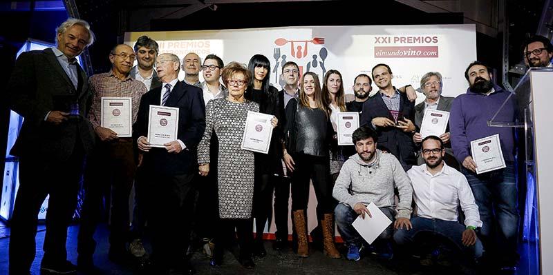 XII Premios Mundovino