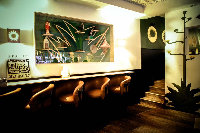 Bar Corazón de Agave en Madrid