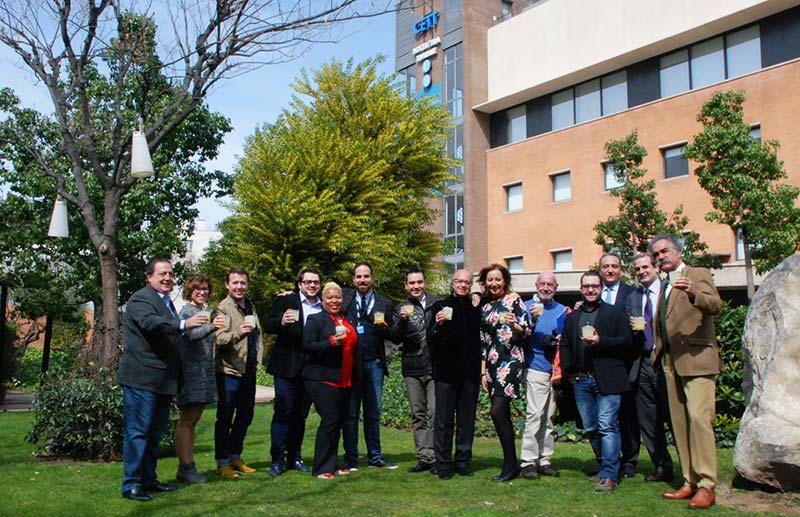 Comité Asesor del Curso de Coctelería y Mixología del CETT