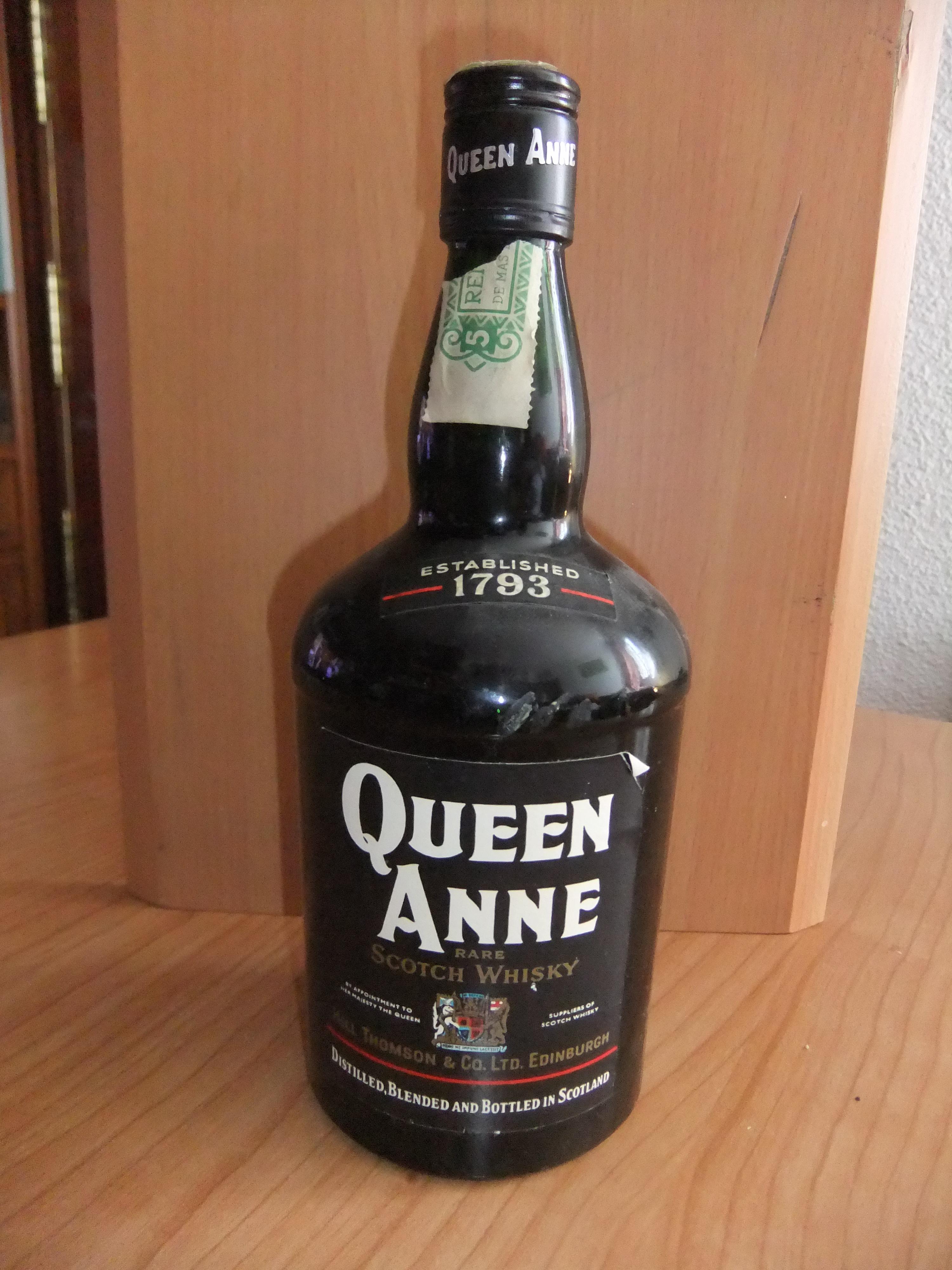 Queen Anne's Scotch Whisky