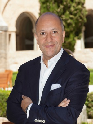 Andres Araya Director General Abadía Retuerta Le Domaine