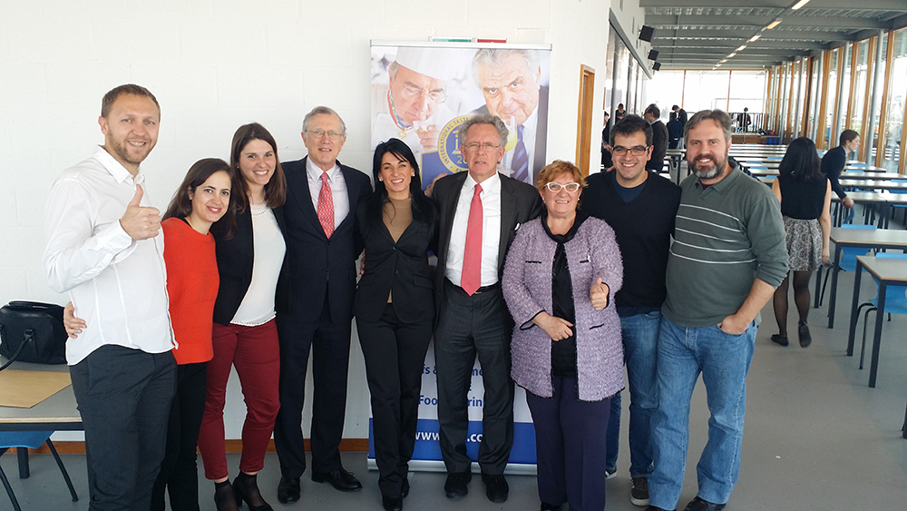 Jurado del International Taste and Quality Institute