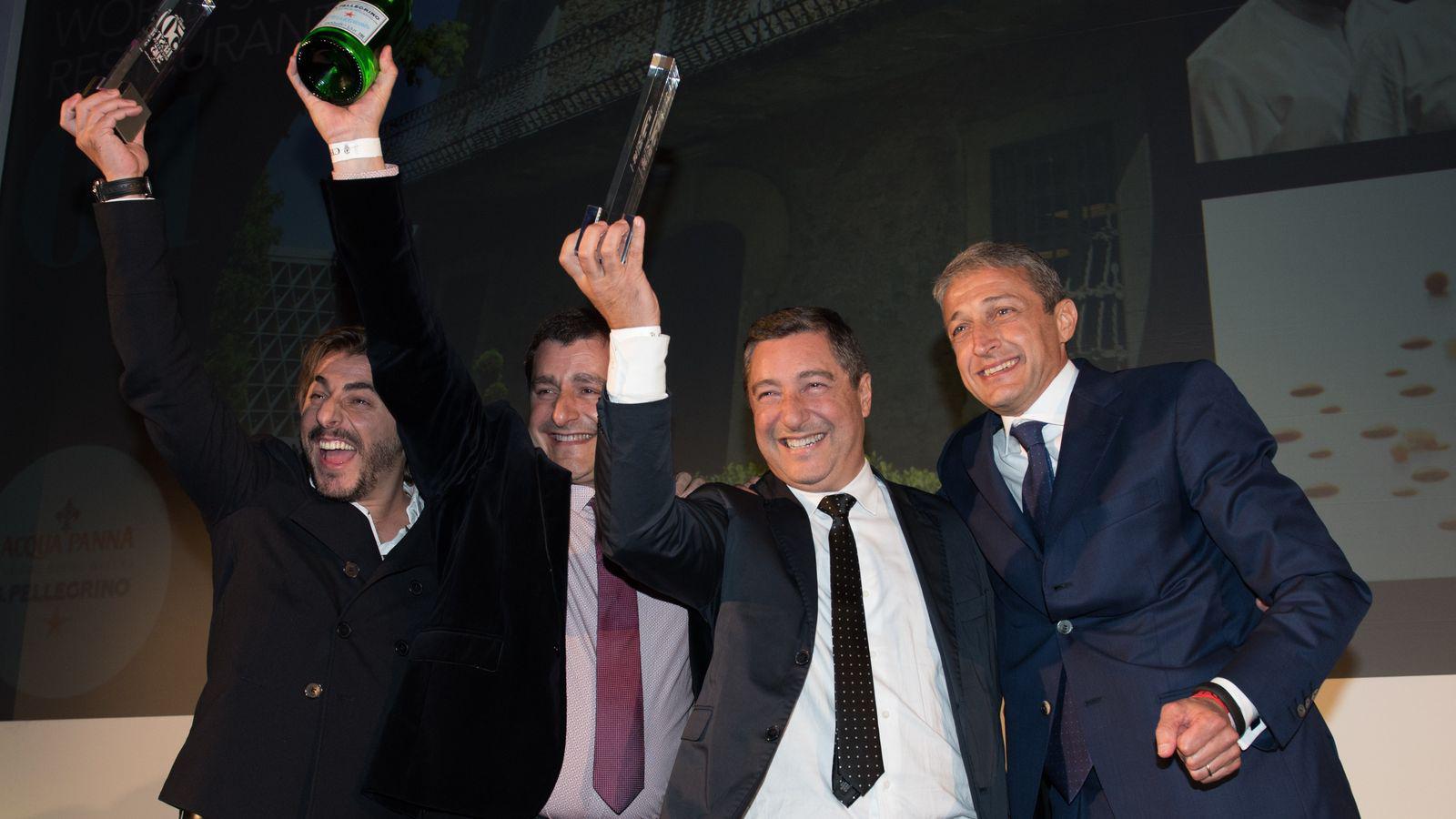 Celler Can de Roca Mejor Restaurante del Mundo 2015 según la revista Restaurant