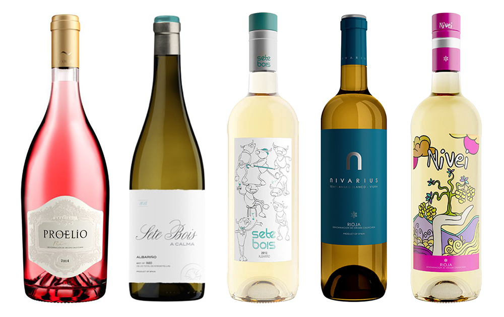 Gama de vinos para el verano de Palacios Vinoteca