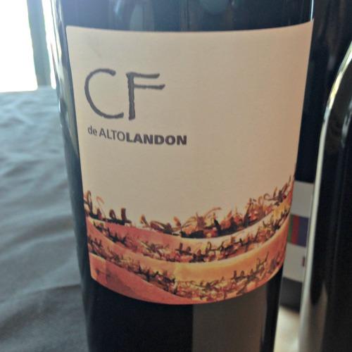 CF de AltoLandon: Cabernet Franc sorprendentemente bien hecha