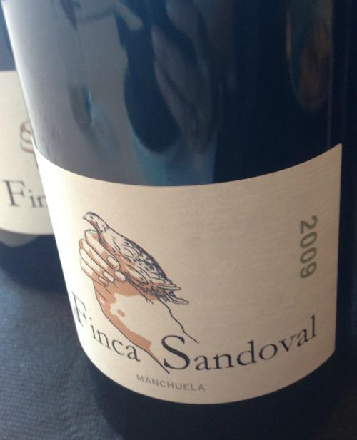 Finca Sandoval 2009: Siempre elegante, siempre redondo...