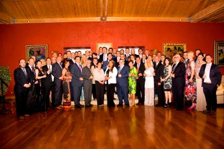 Cena de Gala 125 Aniversario de la Bodega La Rioja Alta, S.A.