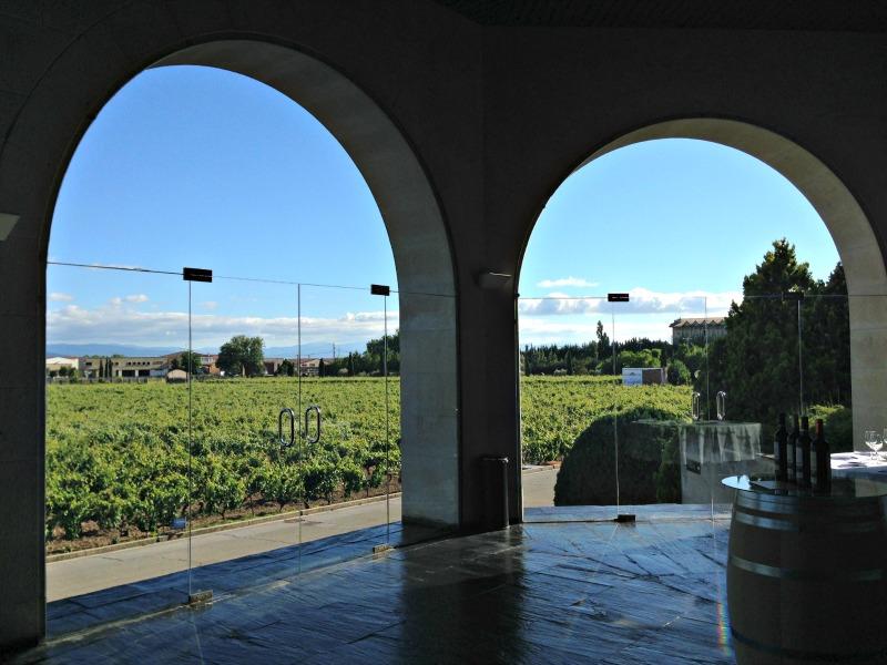 Encuentro de Foreros Rioja 2015: Bodegas Campillo