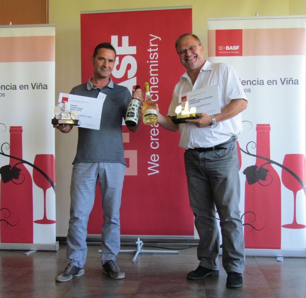 Ganadores de la Experiencia BASF en Viña, Catatalentos Cava