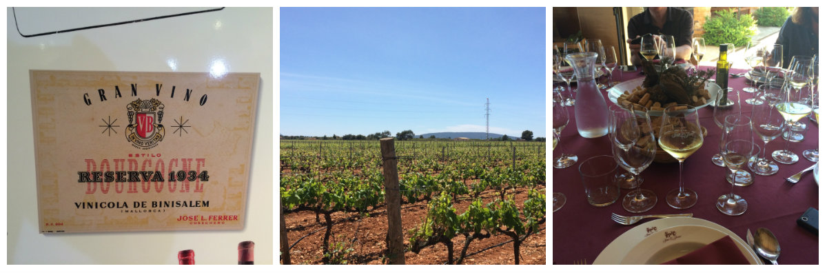wine days mallorca 2015 bodegas jose luis ferrer binissalem