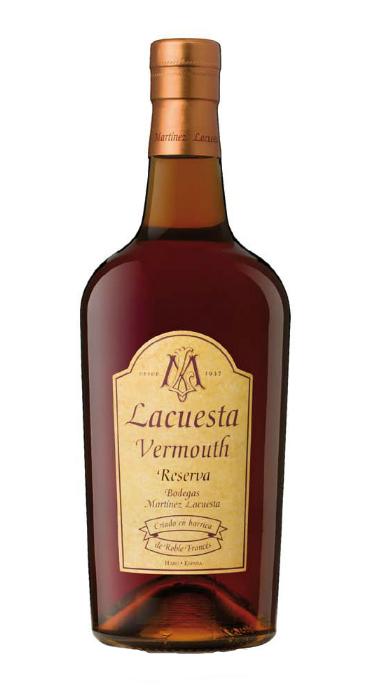 Vermouth Reserva Roble Francés