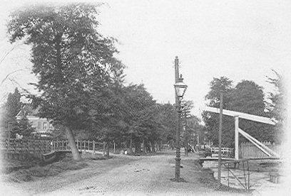 Gravenweg 1900