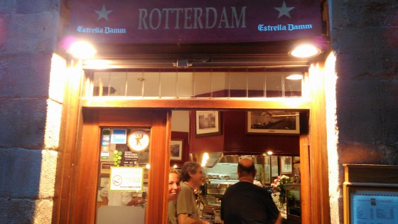 Rotterdam in Bilbao