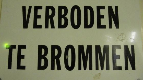 Niet Brommen