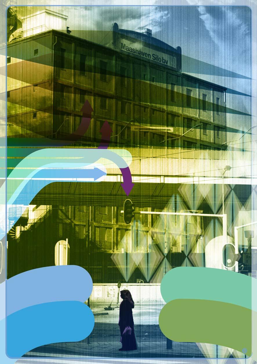 "Illustratie ""Beau Rotterdam 10"""