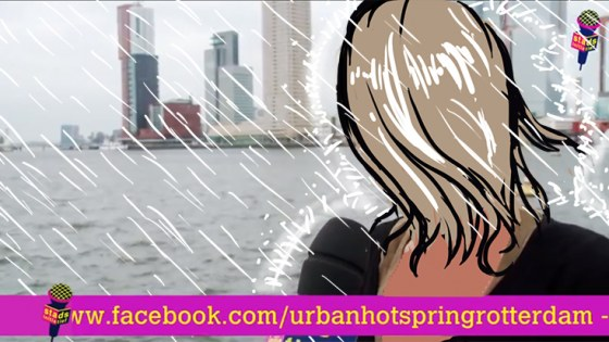 urban hotspring