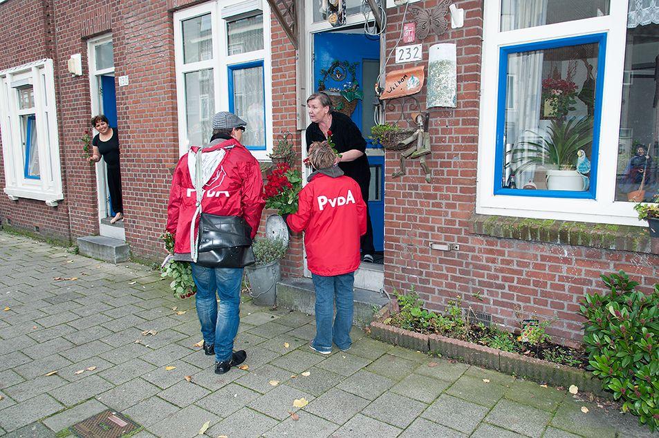 PvdA campagne