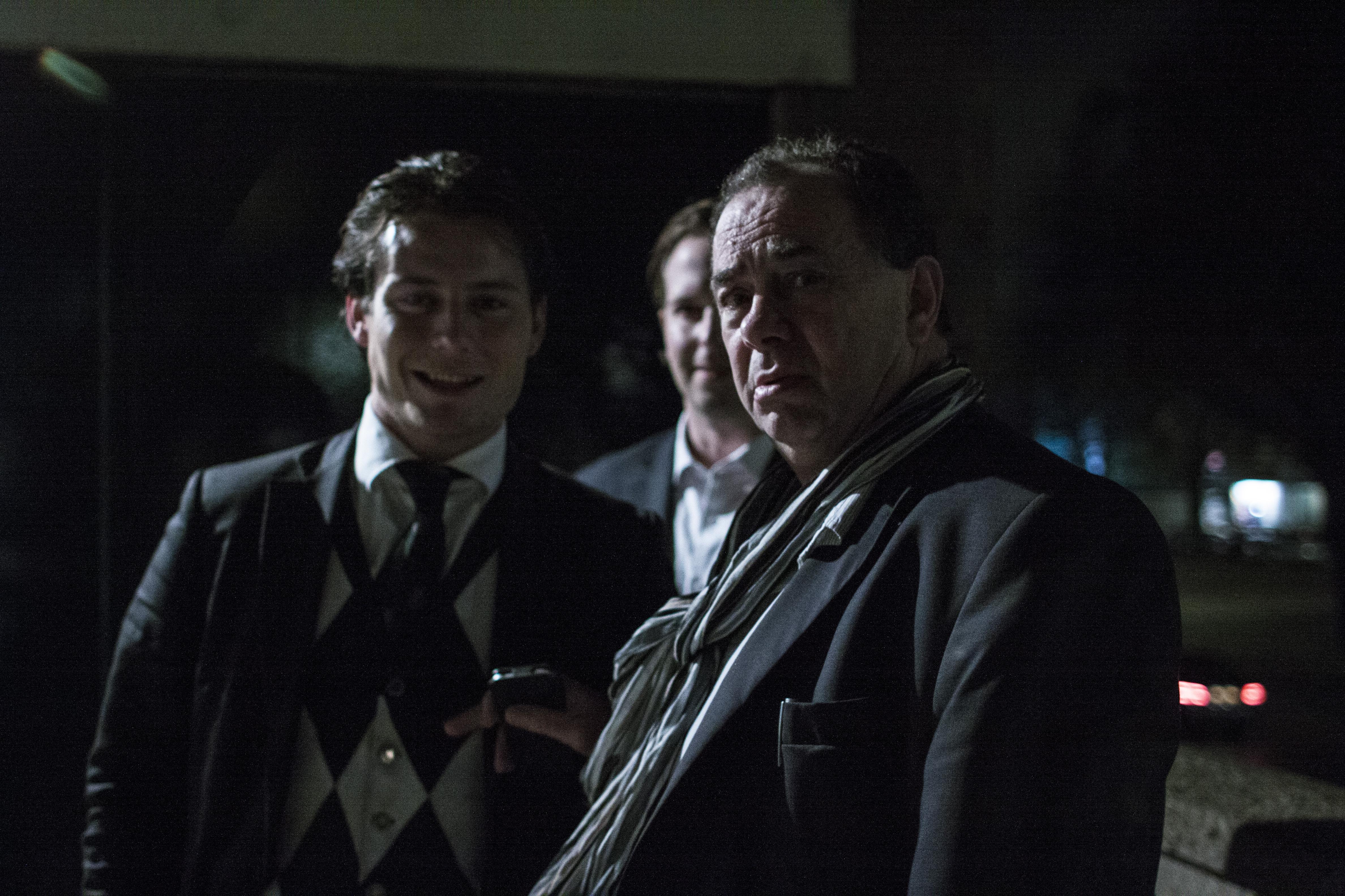 Een nacht met 'Taxi Harry'