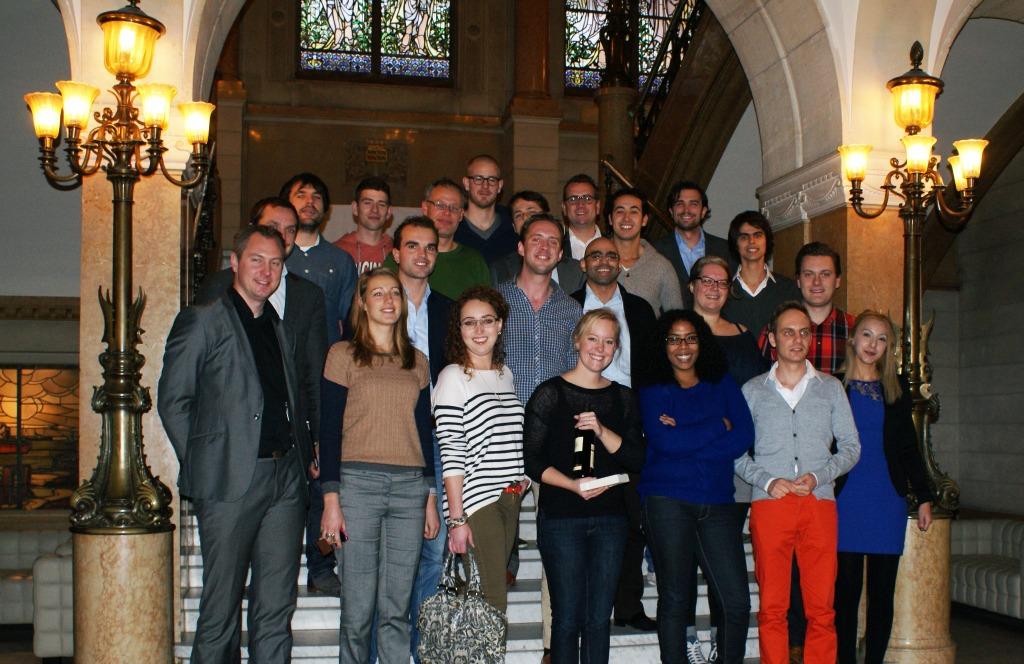 De fractiemedewerkers en politiek assistenten maken het werk van politiek Rotterdam mogelijk.