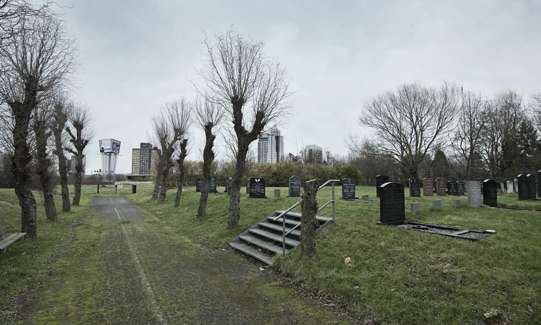 Joods-Israelitische begraafplaats
