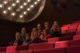 Vrijwilligers van het IFFR: de zaalwachten van het Oude Luxor Theater