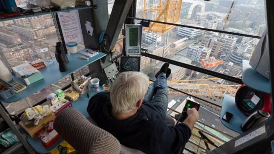 Rotterdamse werkplek