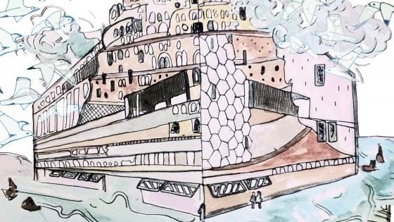 Babel aan de Noordzee