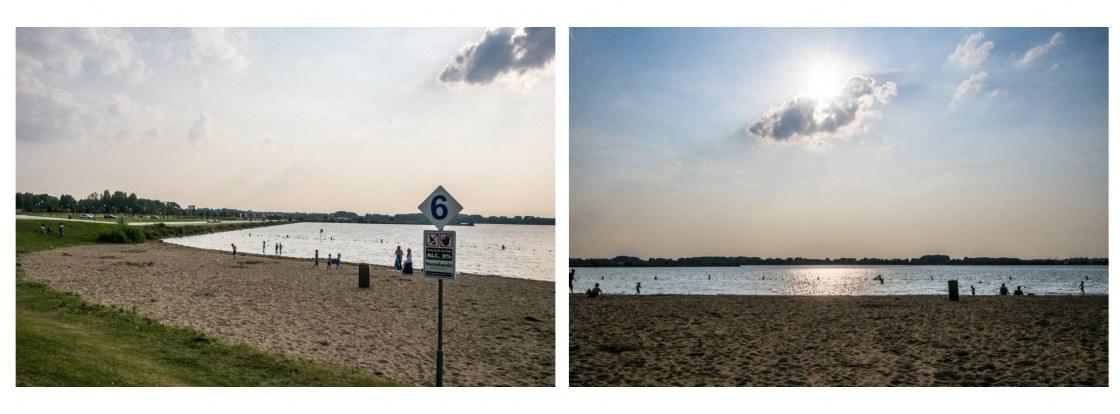 Strand van Nesselande, Zevenhuizerplas