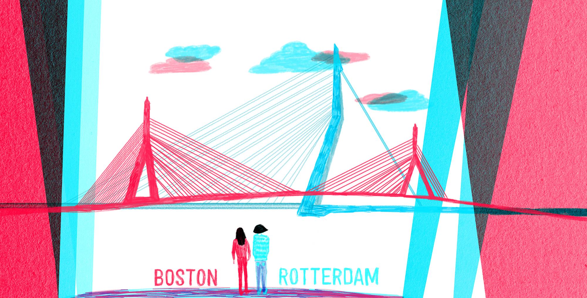 Zusterstad Boston