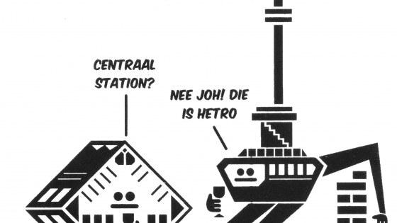 illustratie Rotterdam Pride