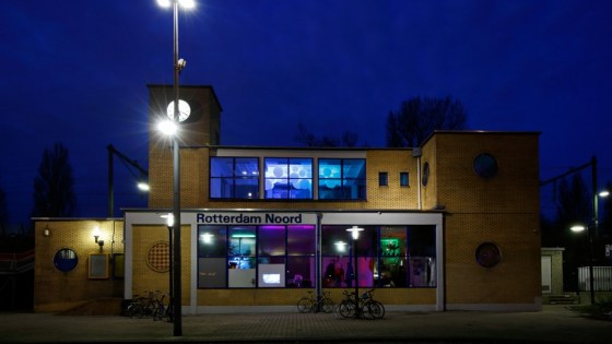 Station Rotterdam Noord