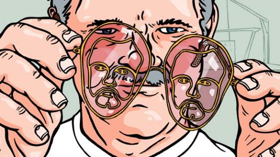 Schrijver in de stad: Vincents roze bril