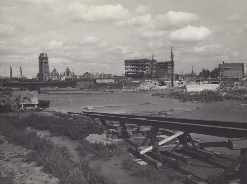 Leuvehaven 1947