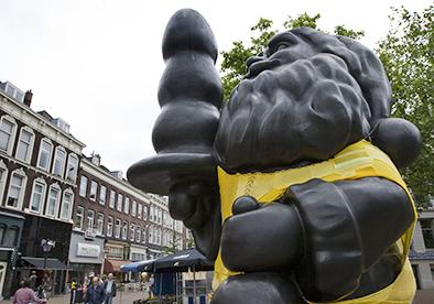 Typisch Rotterdamse kabouter