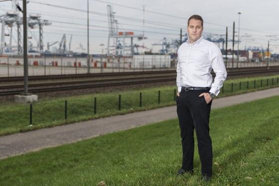Rotterdamse Nieuwe Alain Grotenhuis