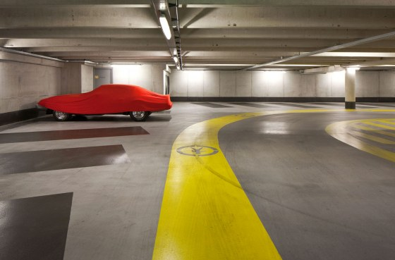 Parkeergarage_Colusseumweg
