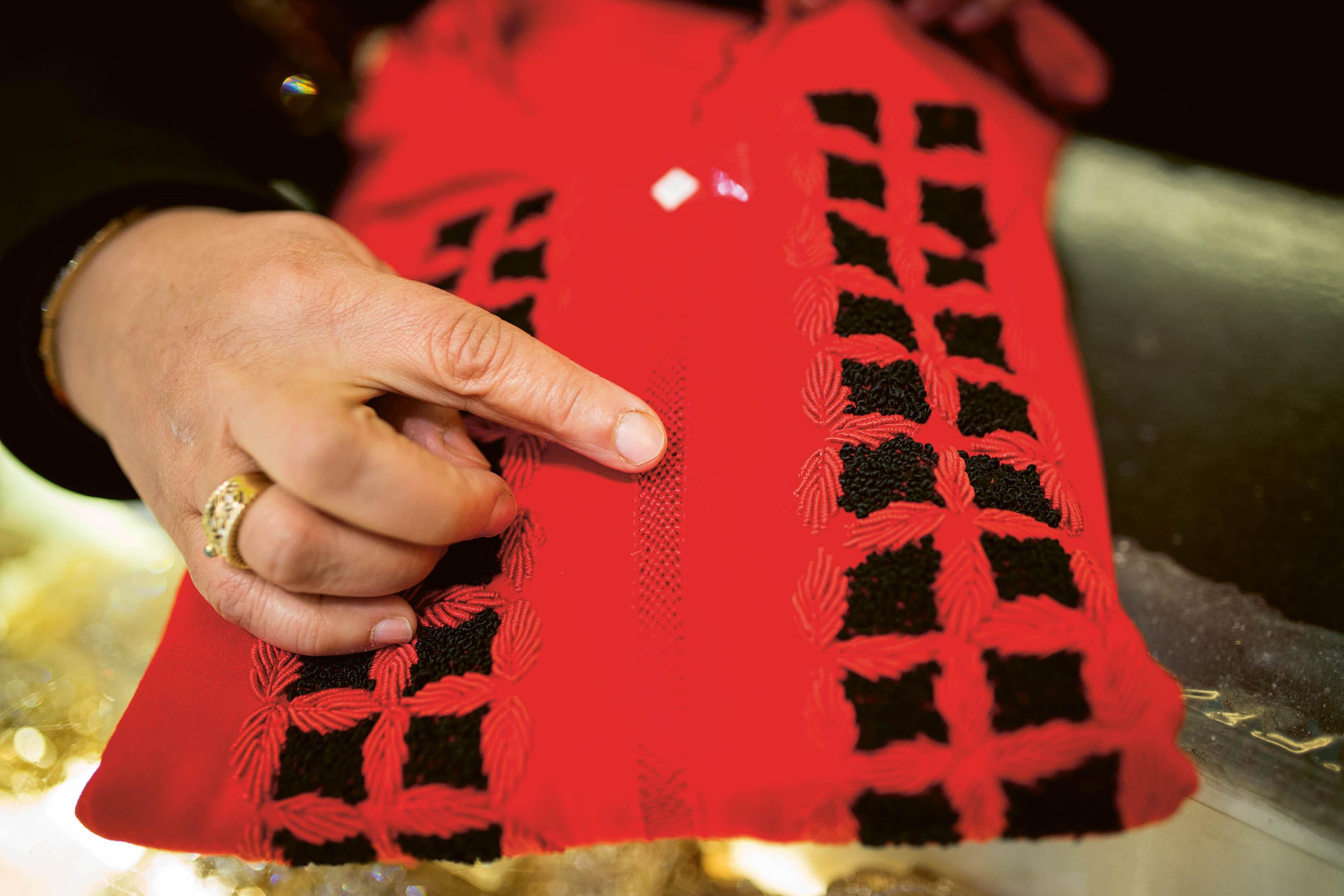 Khadija Mode De Directeur Van De Kamer Van Koophandel Kwam Me