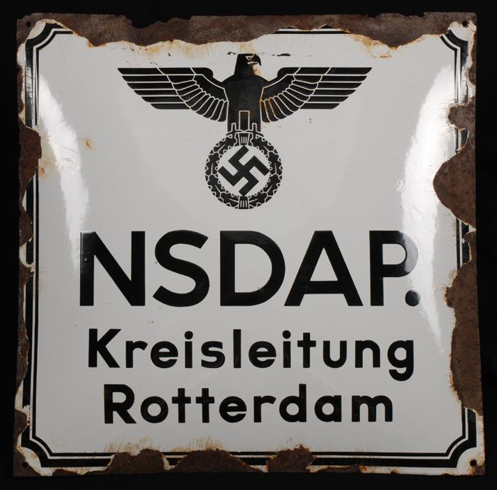 emaille-gevelbord-NSDAP