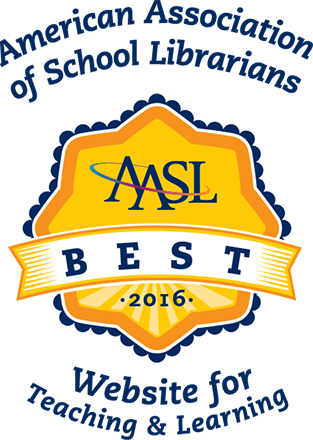 AASL 2016 Best Website for teaching and learning