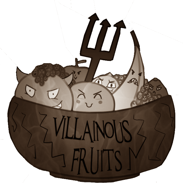 Vibby Partner — The Villainous Fruits