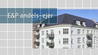 Andels- ejer. E&P service.
