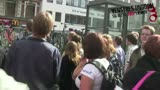 Tale til nationen - Flashmob DEL 4: Simpelt liv i rummet?