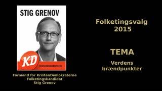 05 - Verdens brændpunkter - Folketingskandidat Stig Grenov