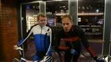Rolf Sørensen og Dennis Ritter byder velkommen til Danish Bike Award 2013
